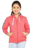 Imagica Full Sleeve Solid Girls Sweatshi...