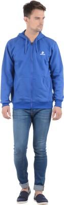 Norwood Full Sleeve Self Design Men's Reversible Sweatshirt