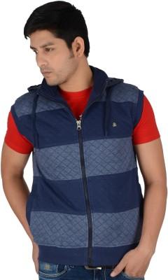 Integriti Sleeveless Striped Men's Sweatshirt