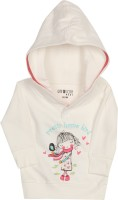 Gini & Jony Full Sleeve Solid Baby Girls sweatshirt best price on Flipkart @ Rs. 420