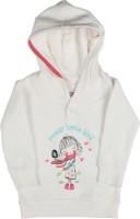 Gini & Jony Full Sleeve Solid Baby Girls sweatshirt best price on Flipkart @ Rs. 479