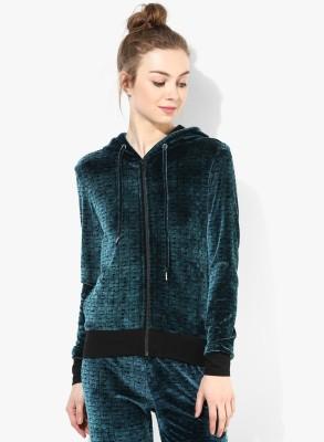 Tshirt Company Full Sleeve Self Design Women's Sweatshirt