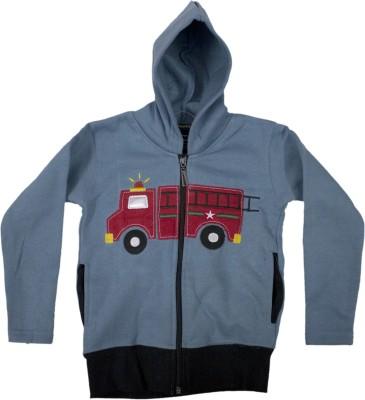 Mankoose Full Sleeve Applique Boy's Sweatshirt