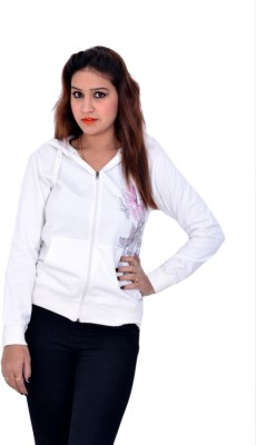 Matelco Full Sleeve Floral Print Women's Sweatshirt