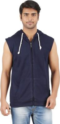 Furore Sleeveless Solid Men,s Sweatshirt