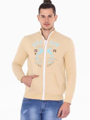 American Swan Full Sleeve Solid Men's Sweatshirt