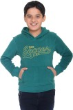 Kids-17 Full Sleeve Solid Boys Sweatshir...