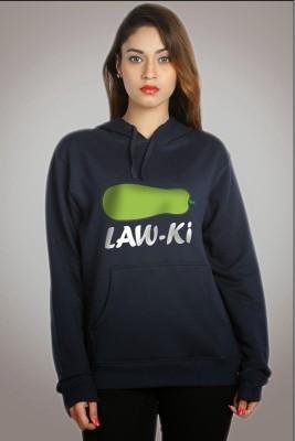 Campus Sutra Full Sleeve Printed Womens Sweatshirt