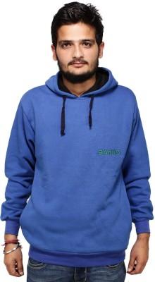 Sahas Full Sleeve Solid Men's Sweatshirt
