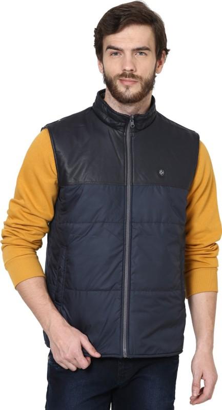 e65af3592e75c Octave Sleeveless Solid Mens Reversible Sweatshirt    Mega Discount ...