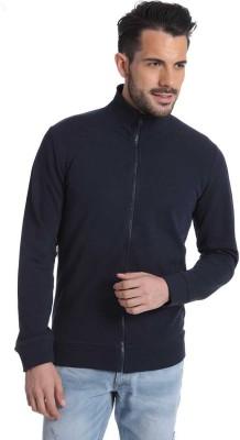 Jack & Jones Full Sleeve Solid Men's Sweatshirt
