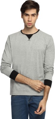 Corrida Full Sleeve Solid Men's Sweatshirt