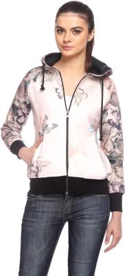 Cashewnut Full Sleeve Printed Women's Sweatshirt