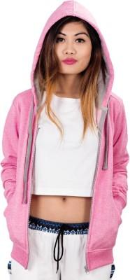 URBAN PITARA Full Sleeve Solid Women's Sweatshirt