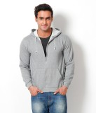 Weardo Full Sleeve Solid Men's Sweatshir...
