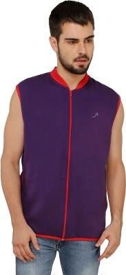 Ashdan Sleeveless Solid Men's Sweatshirt