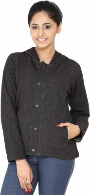 Softwear Full Sleeve Solid Women's Sweatshirt