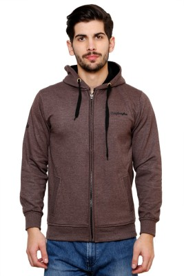Ebry Full Sleeve Solid Men's Sweatshirt