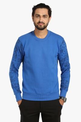 Flippd Full Sleeve Paisley Men's Sweatshirt