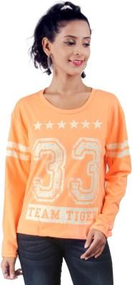 LondonHouze Full Sleeve Printed Women's Sweatshirt