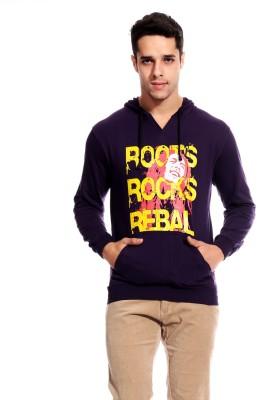 Brohood Full Sleeve Printed Men's Sweatshirt
