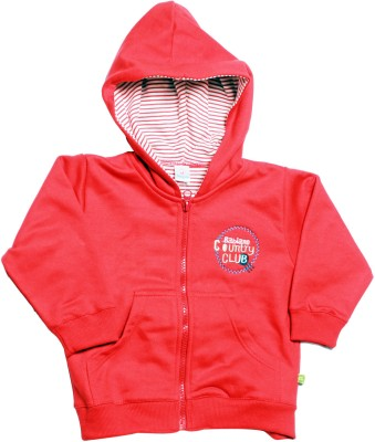 Babiano Full Sleeve Solid Boy's Sweatshirt