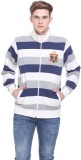 EX10SIVE Full Sleeve Striped Men's Sweat...