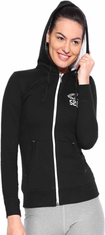 Sports 52 Wear Full Sleeve Solid Women's Sweatshirt