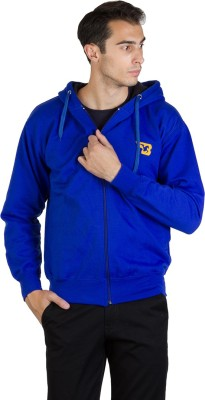 Burdy Full Sleeve Solid Men's Sweatshirt