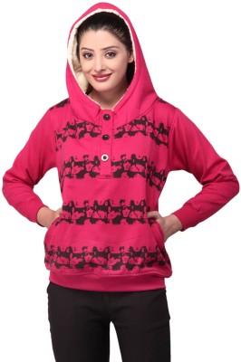 Thinline Full Sleeve Printed Women's Sweatshirt