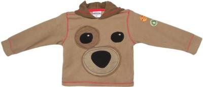 TonyBoy Full Sleeve Embroidered Boy's Sweatshirt