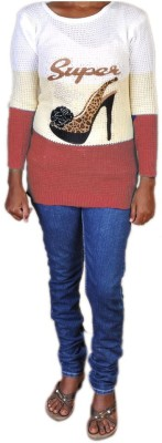 Jhumri Full Sleeve Woven Women's Sweatshirt