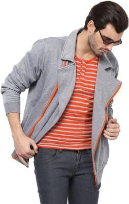 Yepme Full Sleeve Solid Mens Sweatshirt