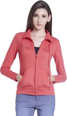 Globus Full Sleeve Solid Women's Sweatshirt