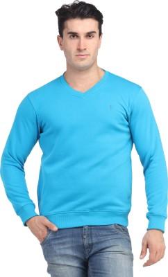 SPAWN Full Sleeve Solid Men's Sweatshirt