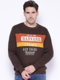 Harvard Full Sleeve Printed Men's Sweats...