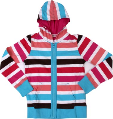 Noisyrock Full Sleeve Argyle Girl's Reversible Sweatshirt