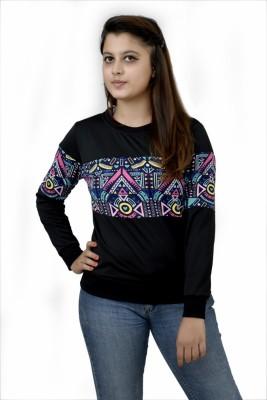 The Dry State Full Sleeve Graphic Print Women's Sweatshirt