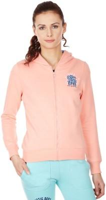 American Swan Full Sleeve Solid Women's Sweatshirt