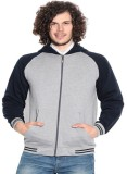Leana Full Sleeve Solid Men's Sweatshirt