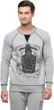 Skatti Full Sleeve Printed Men's Sweatsh...