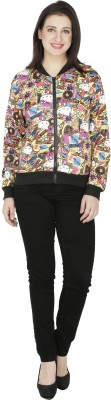 Svt Ada Collections Full Sleeve Printed Women,s Sweatshirt