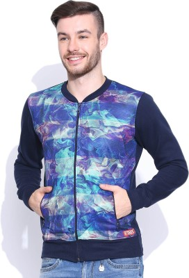 Kook N Keech Full Sleeve Printed Men's Sweatshirt