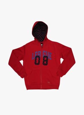 612 League Full Sleeve Printed Girl's Sweatshirt