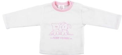 Tillu Pillu Full Sleeve Printed Baby Girl's Sweatshirt