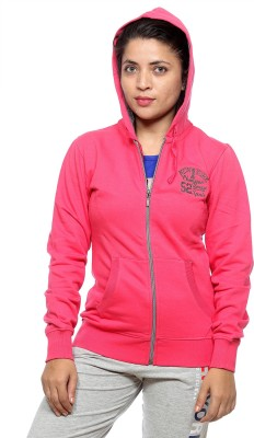 Sports 52 Wear Full Sleeve Solid Women,s Sweatshirt