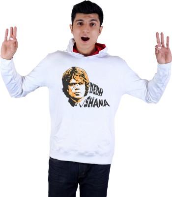 Enquotism Full Sleeve Graphic Print Men's Sweatshirt