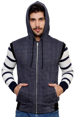 Ebry Sleeveless Solid Men's Sweatshirt