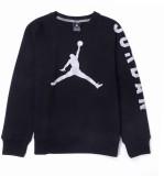 Jordan Kids Full Sleeve Solid Boys Sweat...