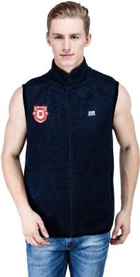 T10 Sports Sleeveless Solid Men's Sweatshirt